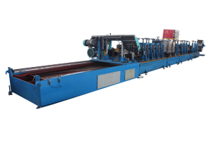 HZ-150焊管成型机